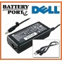 [ DELL LAPTOP CHARGER ]  - 19.5V 3.34A 7.4X5.0mm