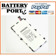 ORIGINAL SAMSUNG TAB 3 7.0 BATTERY SERIES WITH FREE INSTALLATION